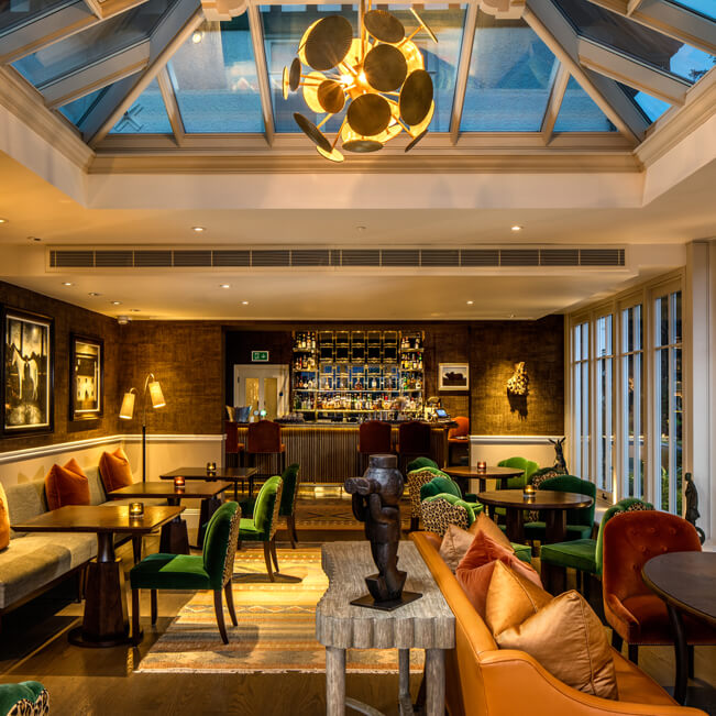 The Bar & Conservatory Visual 1