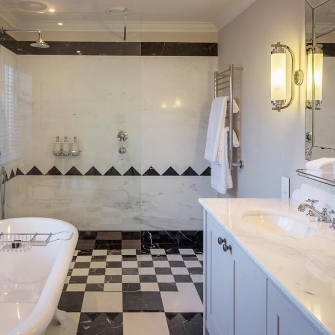 Leeu House - Classic Room – Bathroom