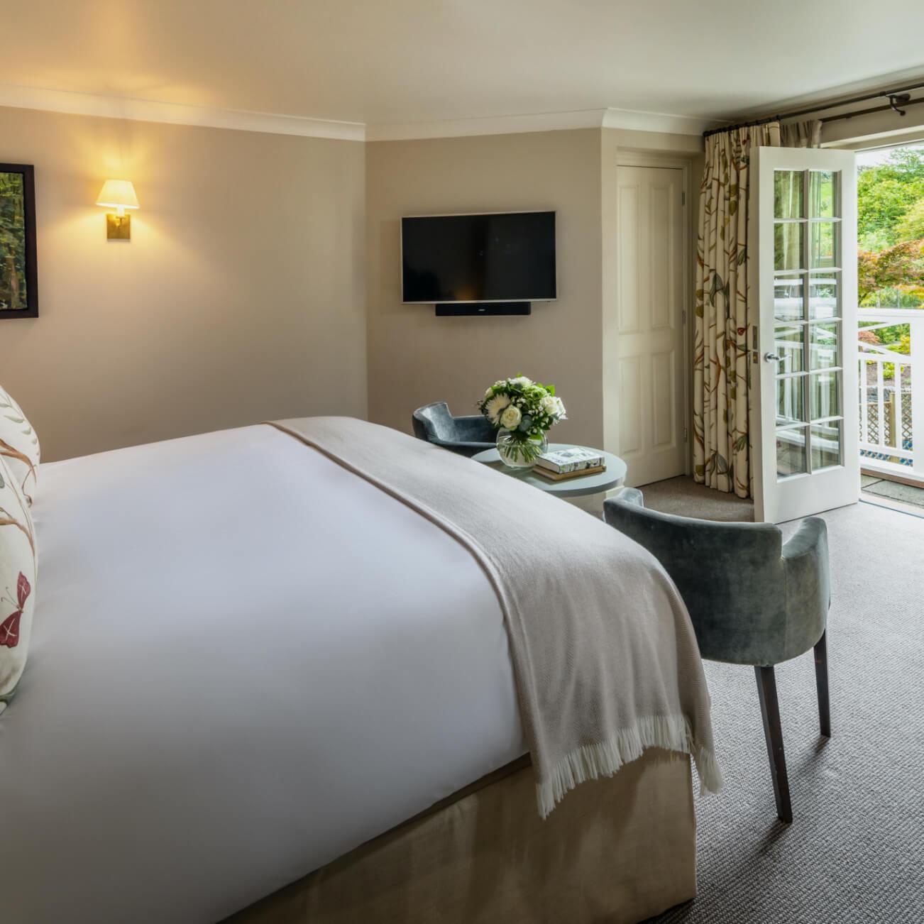 Linthwaite House - Deluxe Room